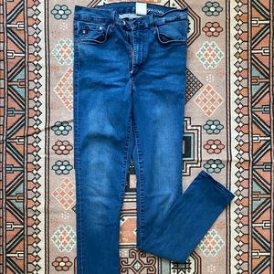 H&M High Waisted Shaping Jean